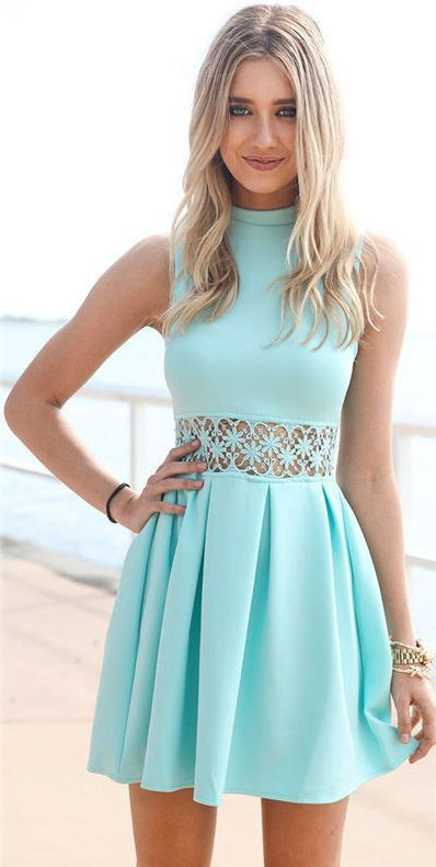 Blue Homecoming Dress,Homecoming Dresses,Homecoming Gowns,Short Prom