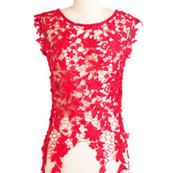 Dressy Tops, Party Tops, Dressy Blouses & from ModCloth   My