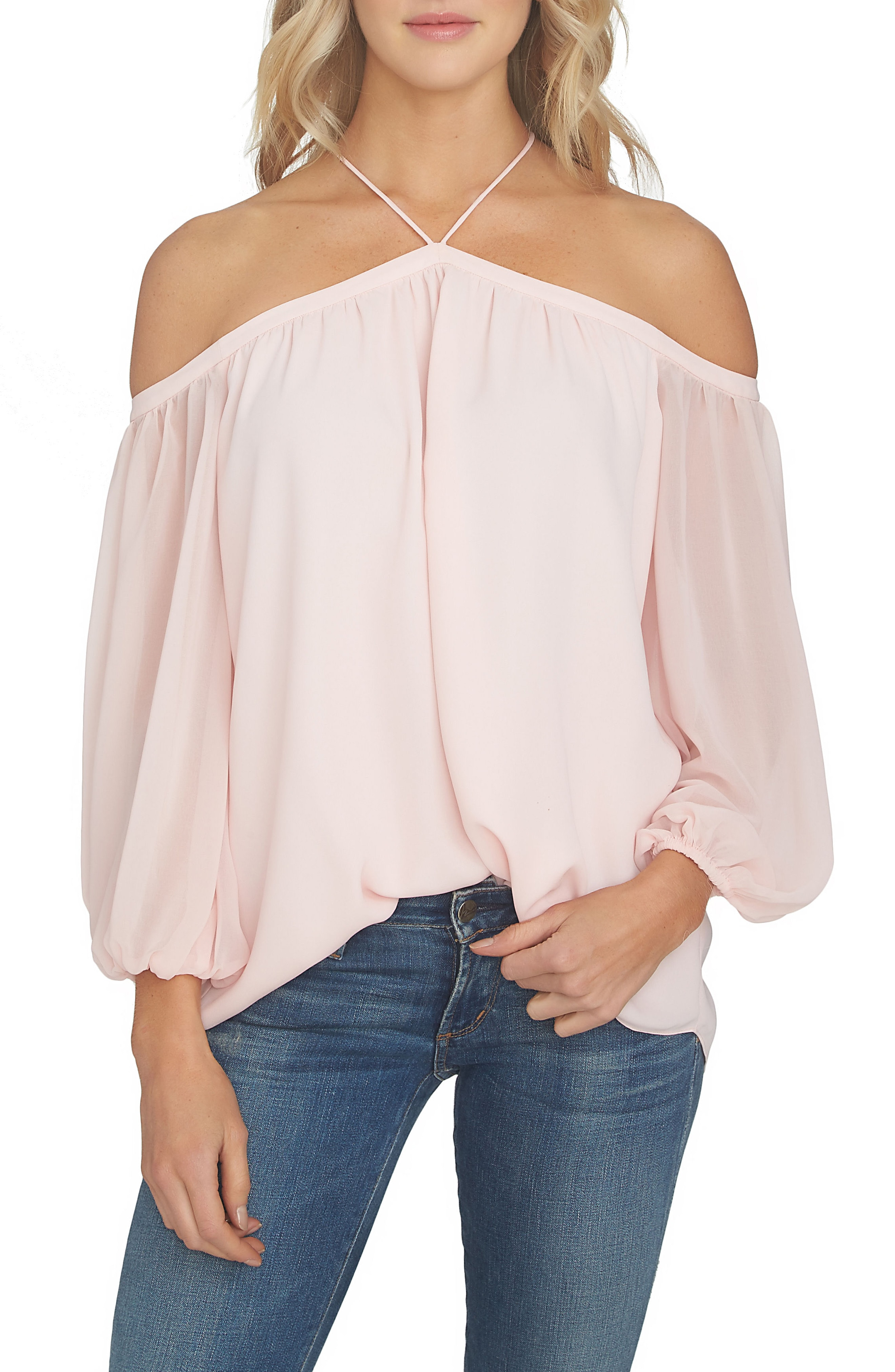 Wear the dressy tops to feel   feminine and look pretty