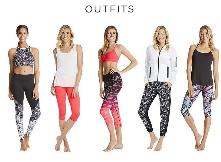 Yoga, Fitness & Workout Clothes for Women | Fabletics by Kate Hudson