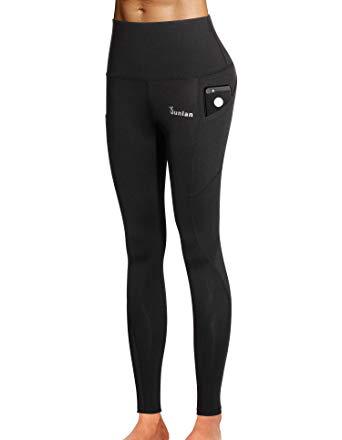 Amazon.com: Junlan Women Workout Yoga Pants Gym Leggings Running
