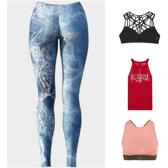 12 Pretty Workout Clothes That Will Make You Want to Exercise Now