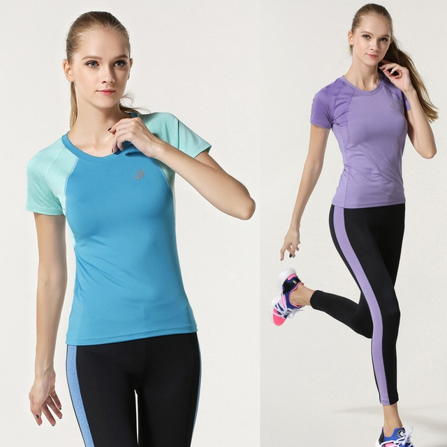 Choose the best exercise   clothes to wear