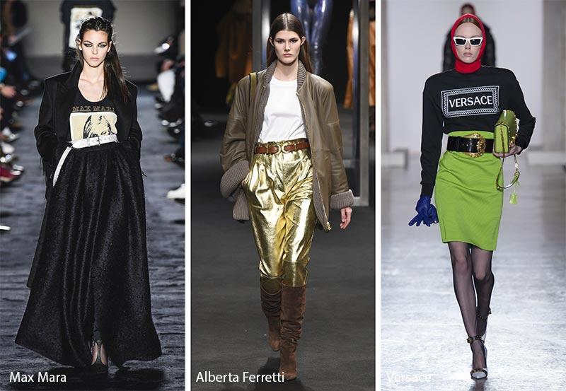 9 Winning Fall 2018 Fashion Trends from Milan Fashion Week - Glowsly