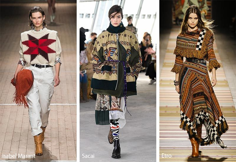 Fall/ Winter 2018-2019 Fashion Trends | fall 2018 trends | Pinterest