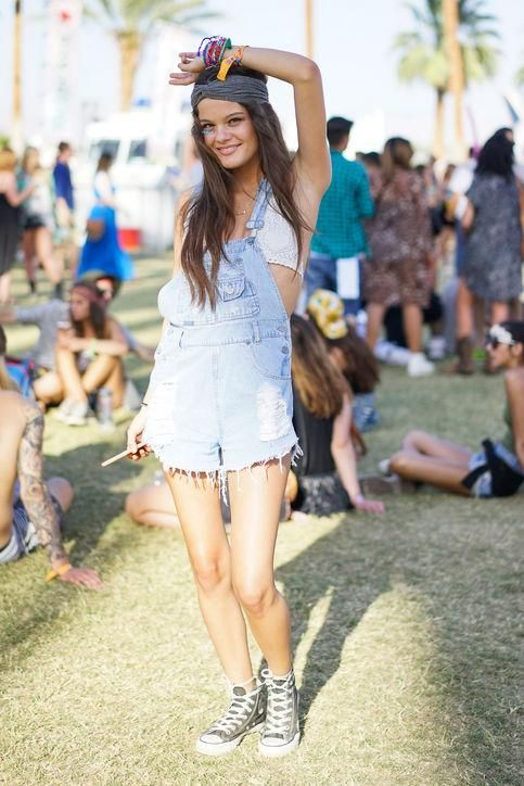 12 Music-Festival-Ready Outfits That Will Take You Through Summer