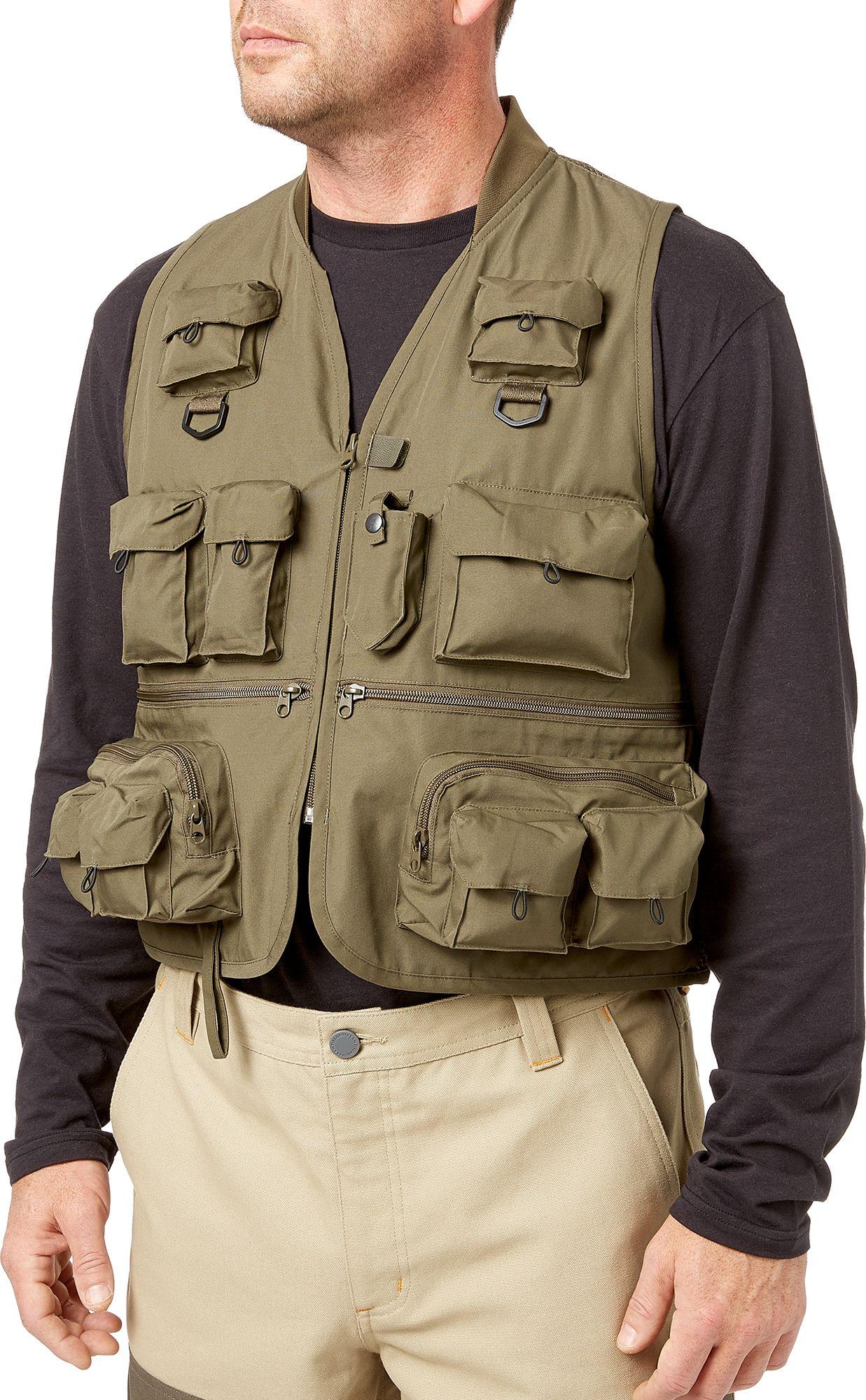 Field & Stream Men's Mesh Back Fishing Vest   DICK'S Sporting Goods