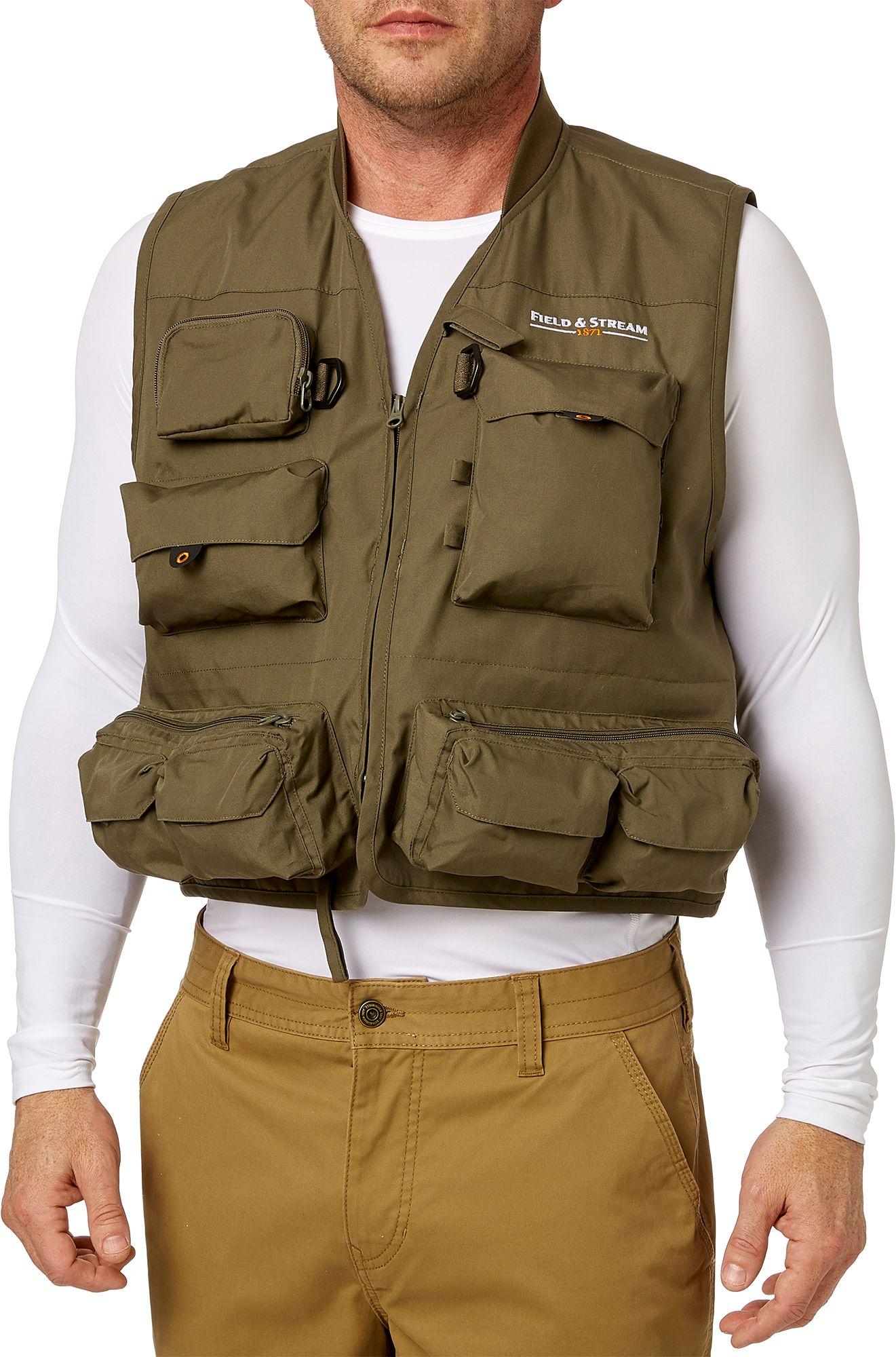 Field & Stream Men's Multi Pocket Fishing Vest   DICK'S Sporting Goods