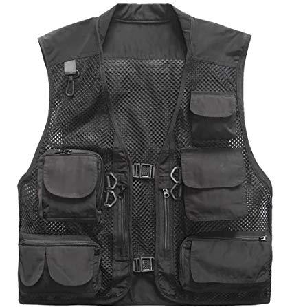 Get best design of fishing   vest for you