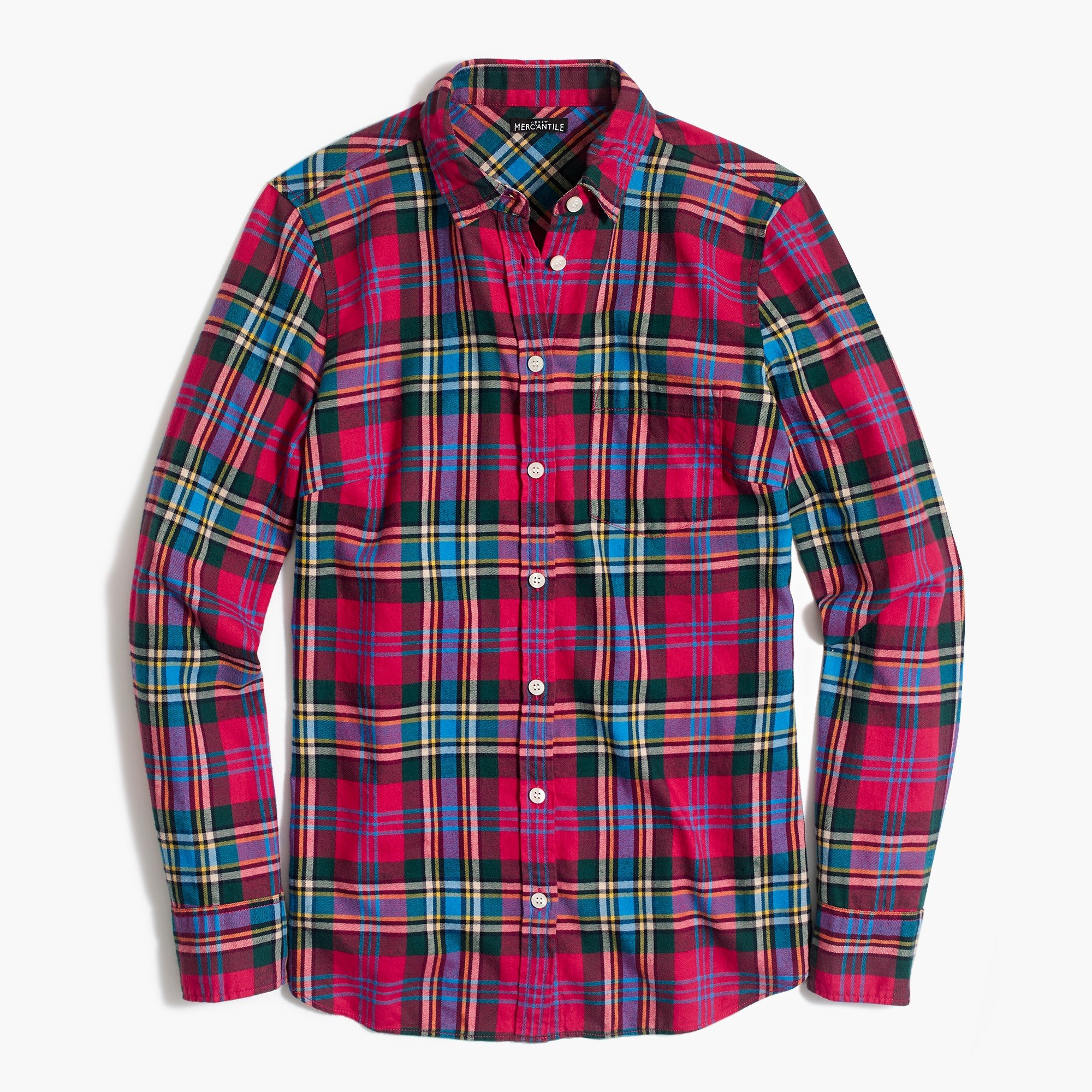Women's Flannel Shirt - Women's Button Down Shirts | J.Crew