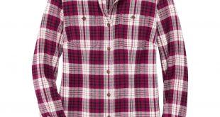 Women's Free Swingin' Flannel Shirt | Duluth Trading Company