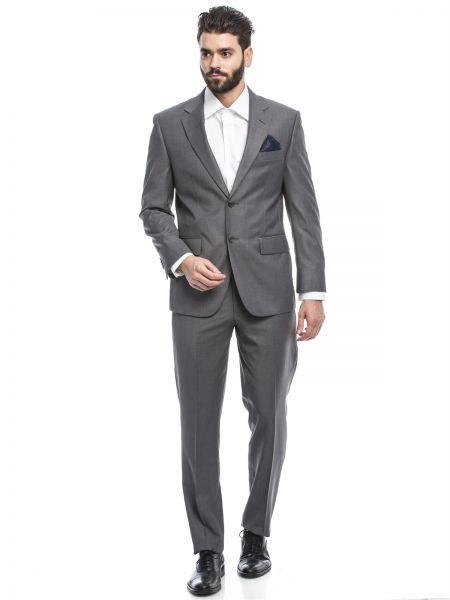 Louis Feraud Grey Formal Dress Suit For Men   Souq - UAE