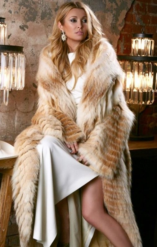 Fur Fashion on Twitter: