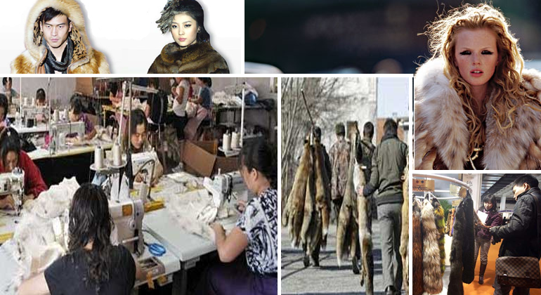History of Fashion and Fur 1950-2000