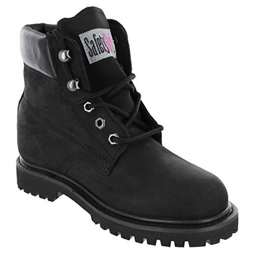 Amazon.com | Safety Girl II Soft Toe Waterproof Womens Work Boots