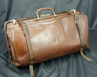 Gladstone bag | Etsy