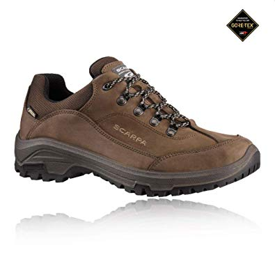 Amazon.com | SCARPA Cyrus Gore-TEX Hiking Shoes - SS19 | Rain Footwear