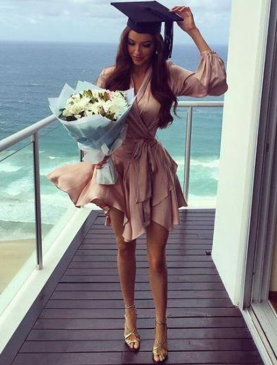 24 Cheap And Cute Graduation Dresses | [Fashion] Trends | Pinterest