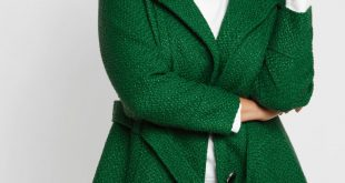 Once Upon a Thyme Hooded Coat in Green | ModCloth