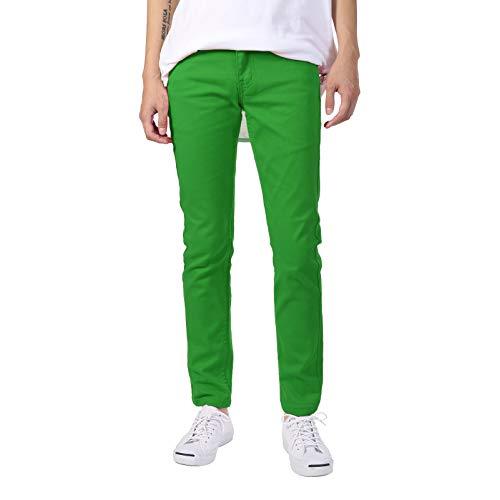 Green Skinny Jeans: Amazon.com