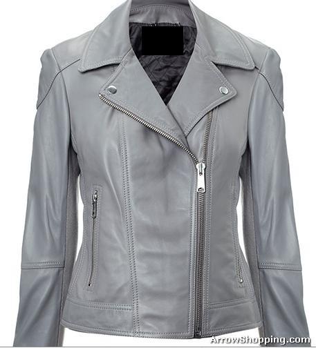 Arra Women Leather Jacket | Elegant Jackets