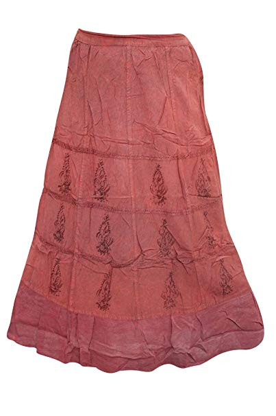 Add new trend to your fashion collection with gypsy skirts