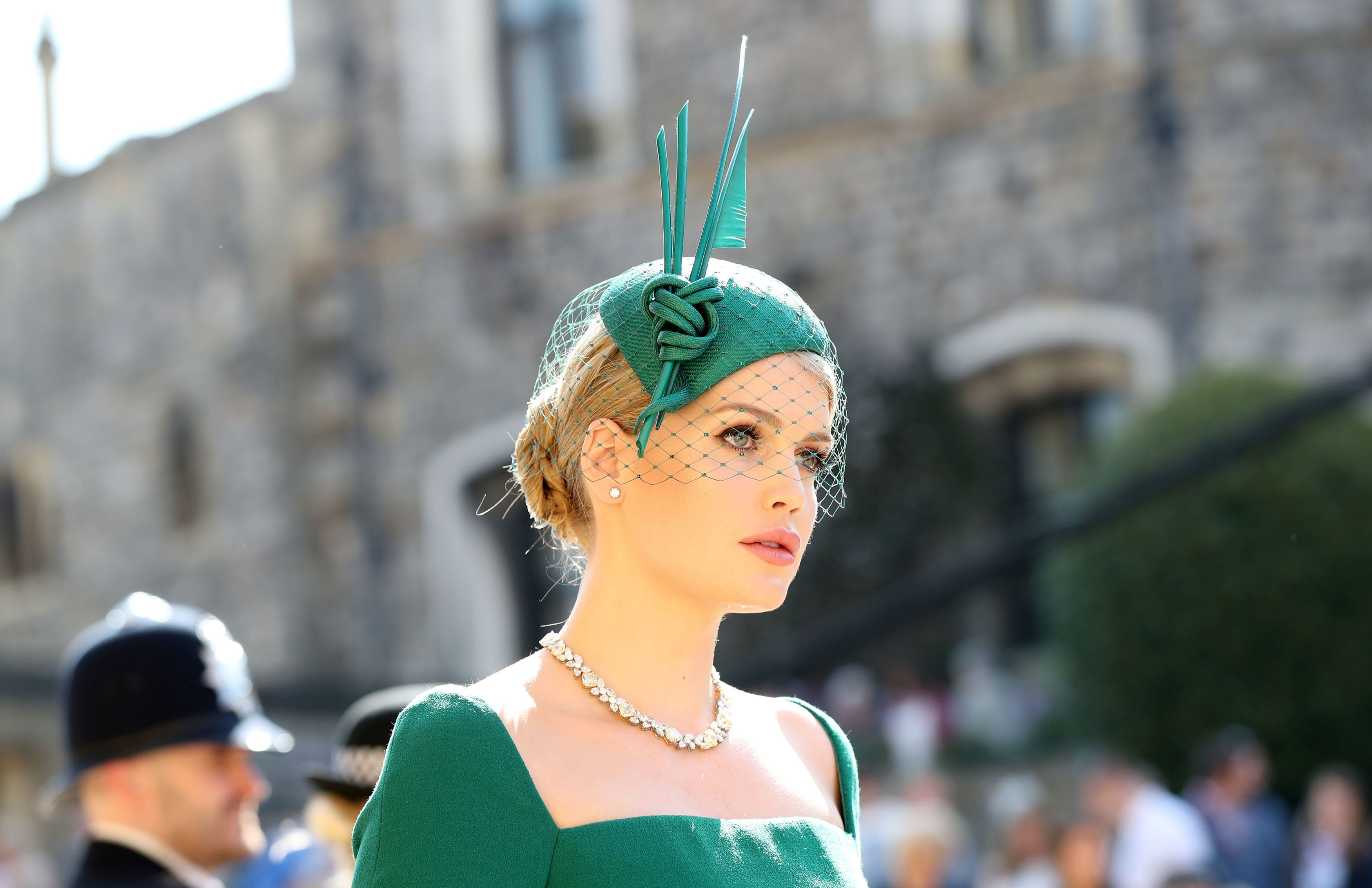 All Royal Wedding Hats Guests Wore At Meghan Markle And Prince