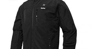 Amazon.com : Smarkey Cordless Heated Jacket Carbon Fiber Electric