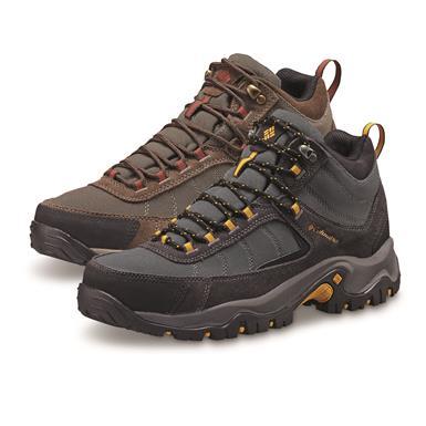 Columbia Men's Granite Ridge Waterproof Mid Hiking Boots - 674098