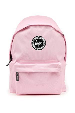 Hype Backpack Bags Rucksack | HYPE BABY PINK BACKPACK | School