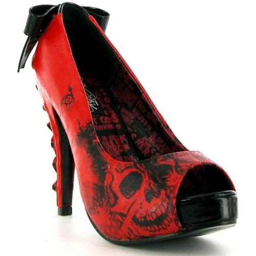 Iron Fist Heels-Iron Fist Shoes :Iron Fist Shoes