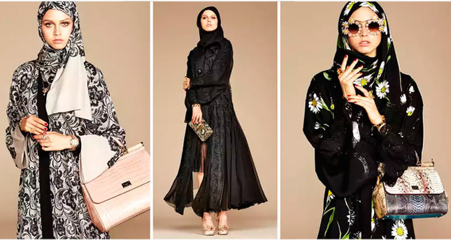 D&G's Islamic fashion collection far from revolutionary - Daily Sabah