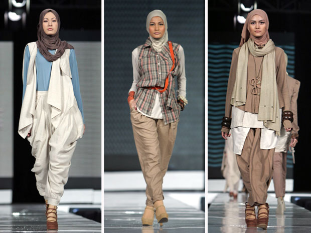 Islamic Fashion: Corruptive or Corrective? : Interactive