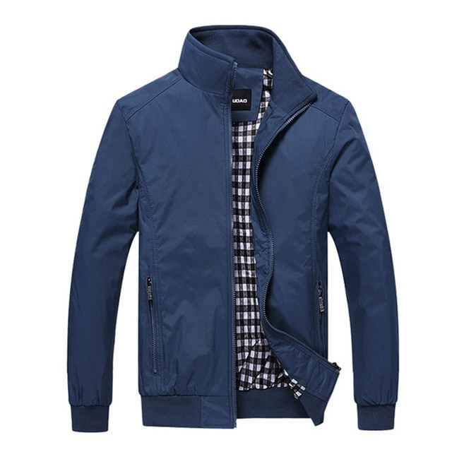 New 2017 Jacket Men Fashion Casual Loose Mens Jacket Bomber Jacket