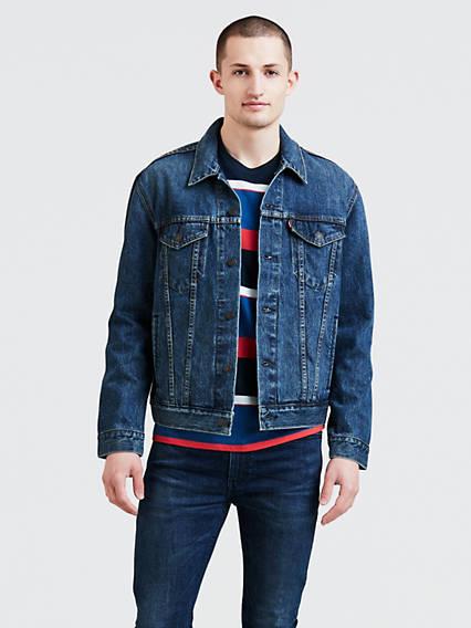 Denim Jackets - Shop Men's Jean Jackets & Outerwear   Levi's® US