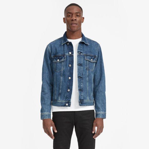 Men's Denim Jacket   Everlane