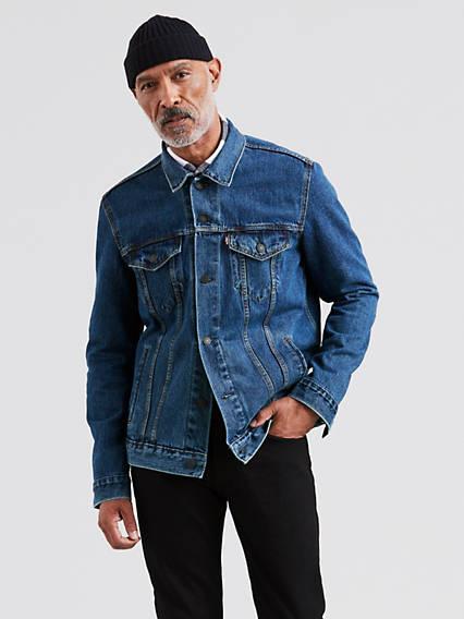 Denim Jackets - Shop Men's Jean Jackets & Outerwear | Levi's® US