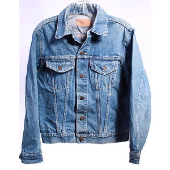 Levi's Jackets & Coats | Levis Jean Jacket | Poshmark