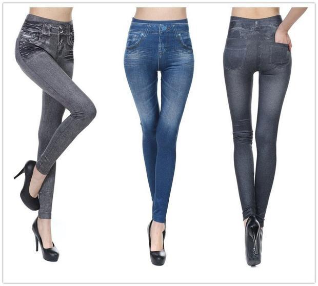 InstaShape® Shaping Jean Leggings u2013 BeautyTrendz