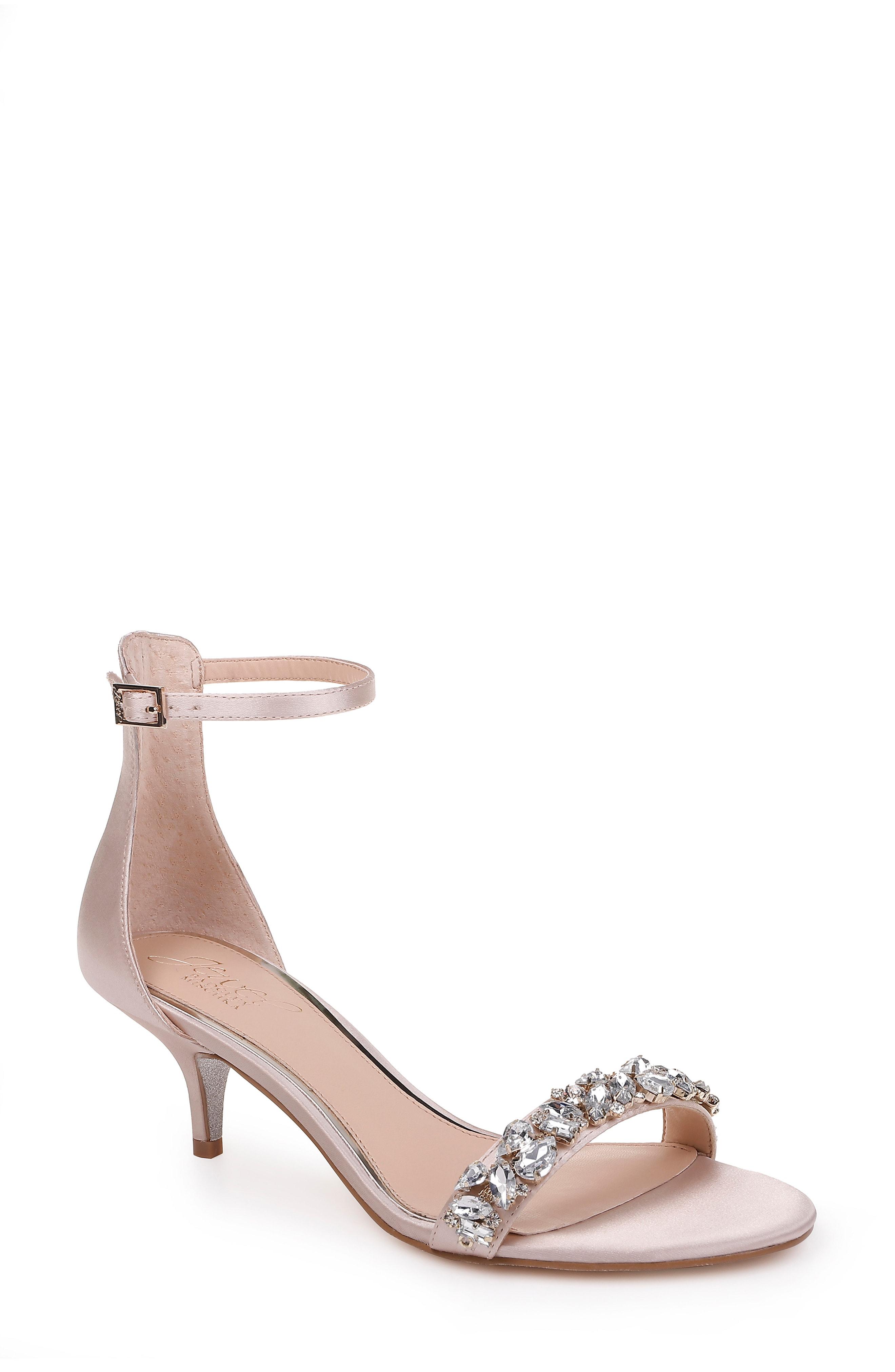 Women's Kitten Heel Wedding Shoes | Nordstrom