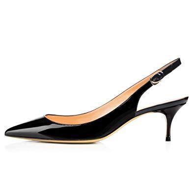 Trendy and stunning kitten heels