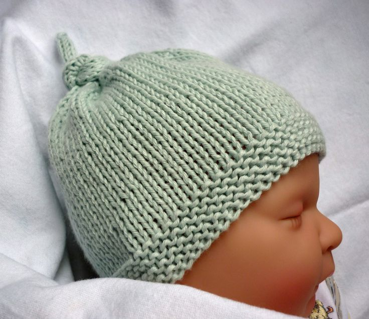 Free Hat Knitting Patterns | KNIT ONE PURL ONE | Pinterest | Baby