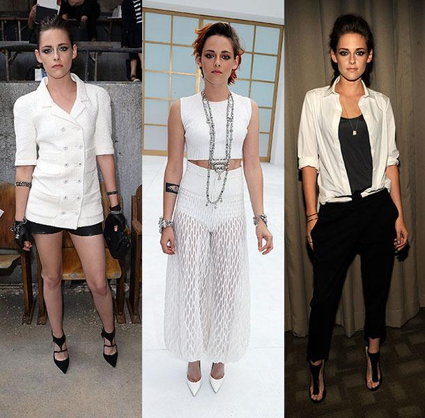 Style Files: Kristen Stewart   HELLO!
