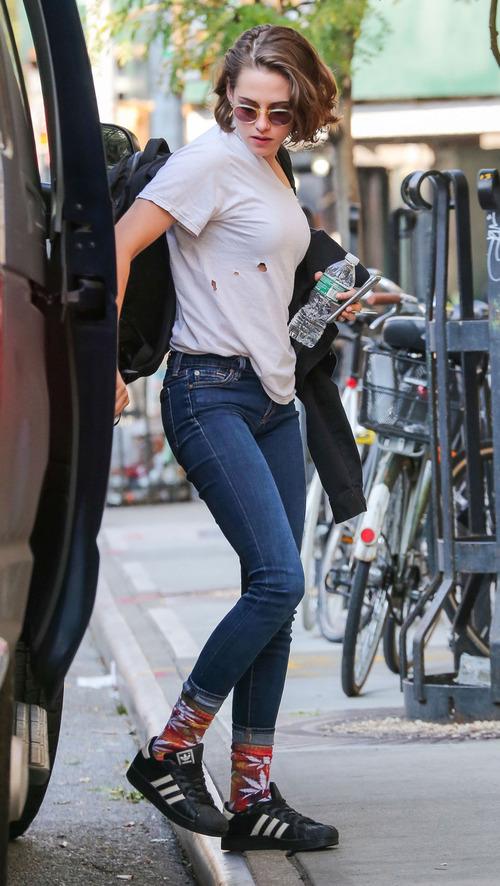 Kristen Stewart Fashion Style   via Tumblr on We Heart It