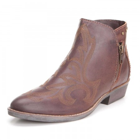 Rawhide Womens Western Zipper Ankle Boots 5061 - Ankle Boots