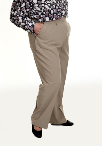 Ladies Trouble-free Trousers Arthritis clothing, Stroke clothing