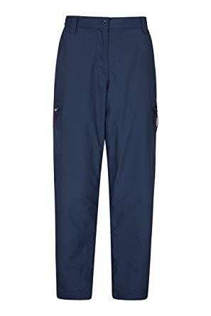 Amazon.com: Mountain Warehouse Winter TrekII Womens Trousers -Ladies