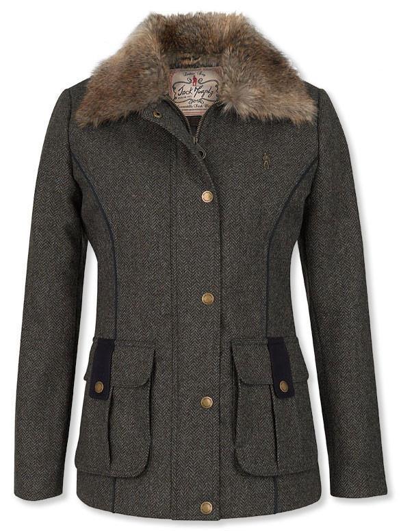 Ladies Tweed jacket for looking best