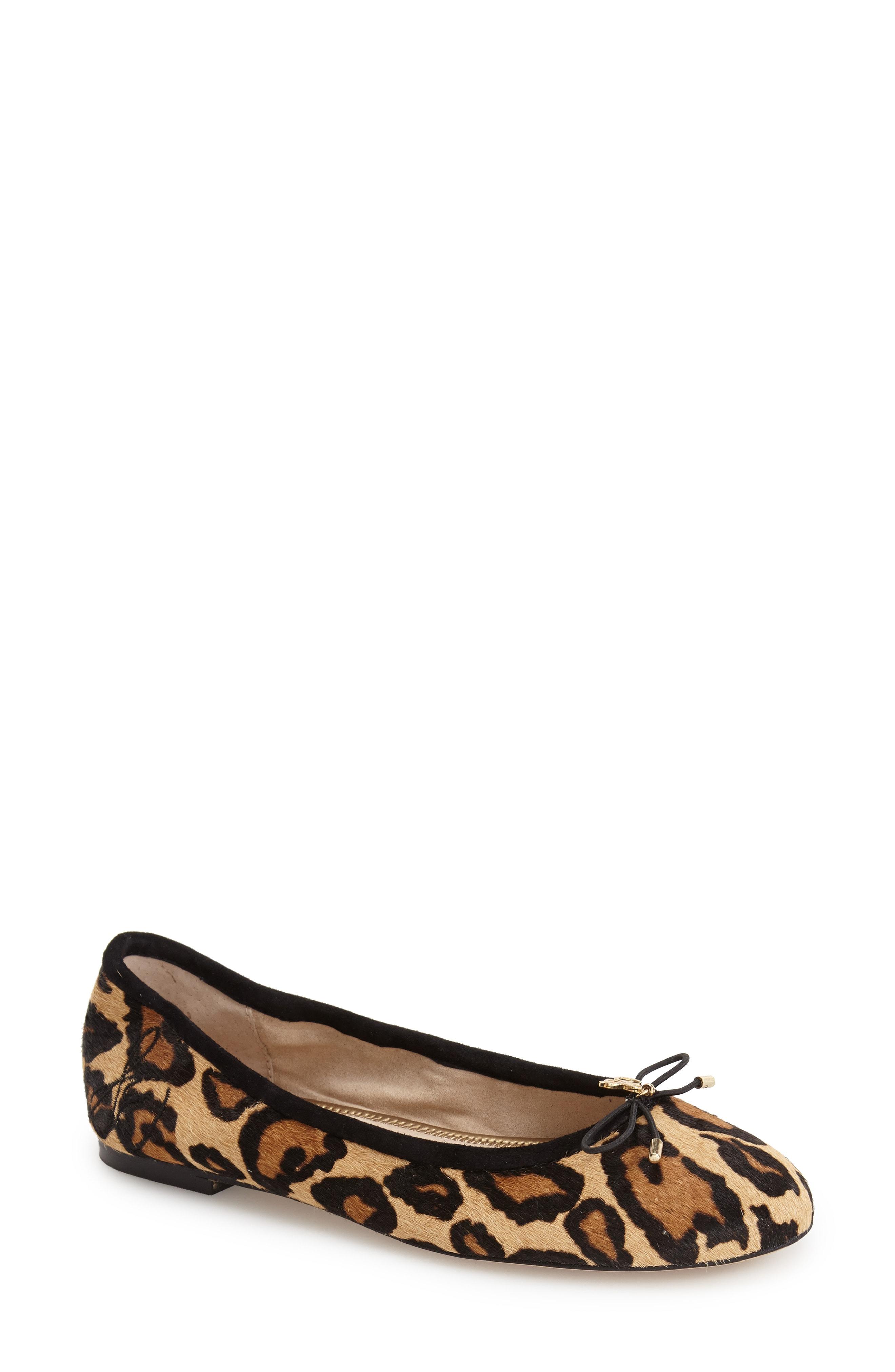 leopard flats | Nordstrom