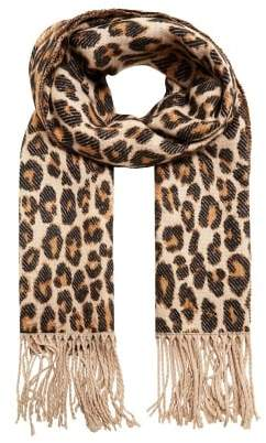 Leopard Scarf - ShopStyle